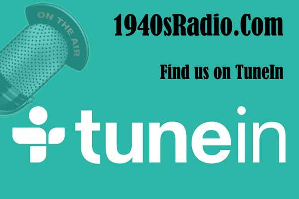 1940s Old Time Radio Retro on Tune In