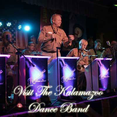 Kalamazoo Dance Band Visit