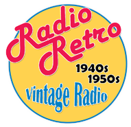 Radio Retro Logo Small